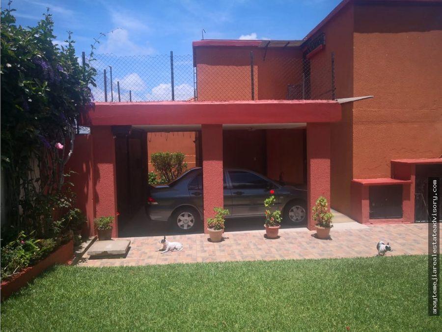 casa en venta residenciales del norte zona 17