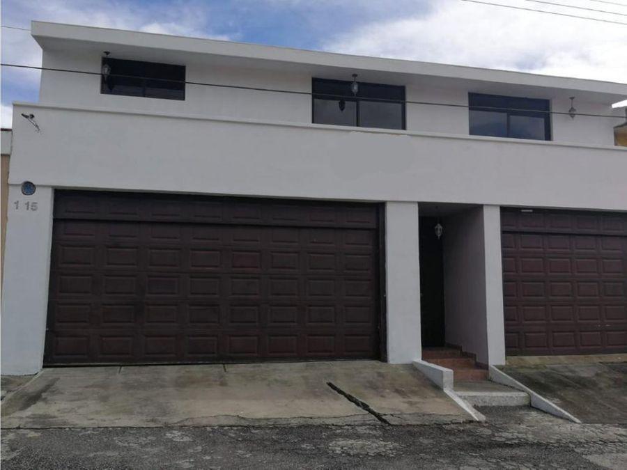 casa en venta en paraje solar caes