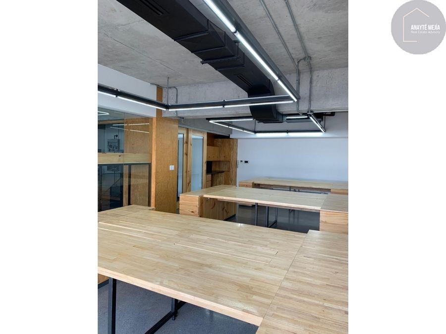 oficina en renta en 4venezia zona 4