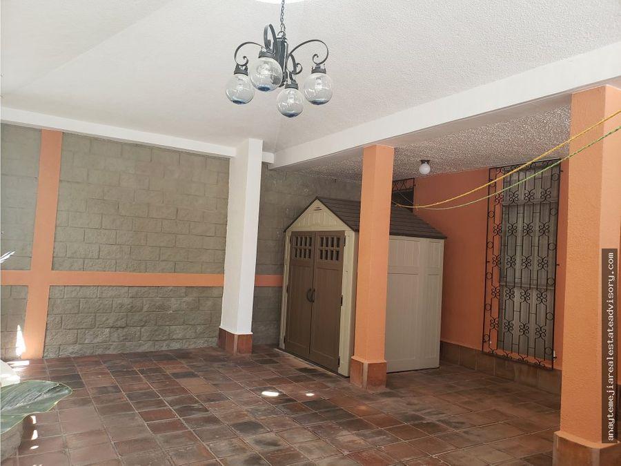casa en venta colonia lourdes zona 16