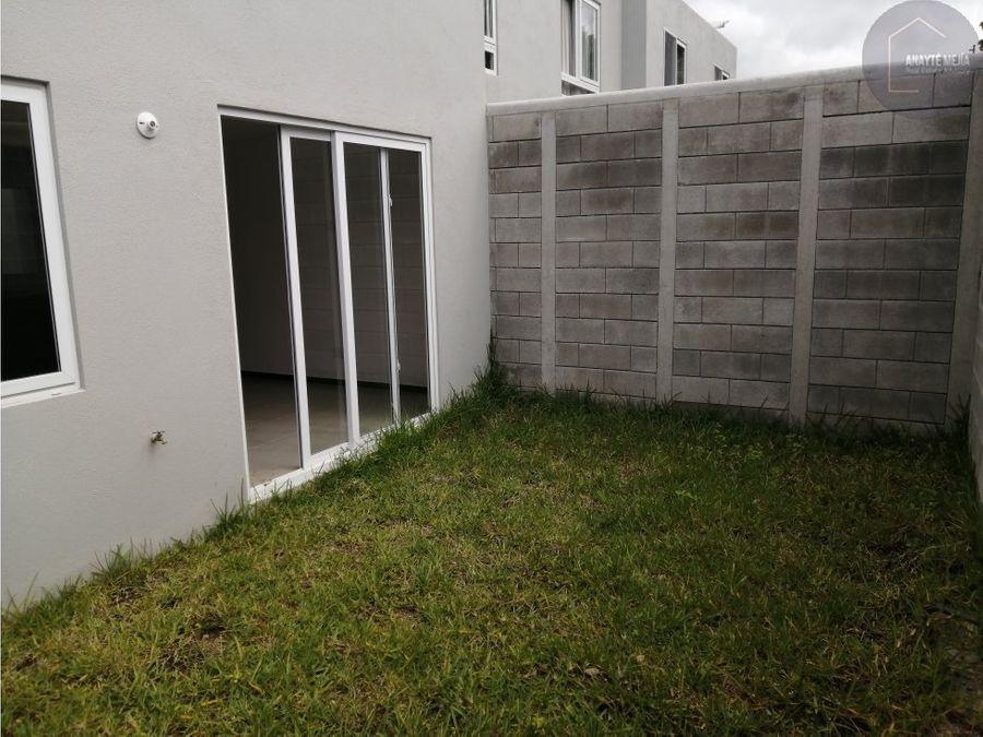 casa de 3 dormitorios en venta renta parque san angel zona 2