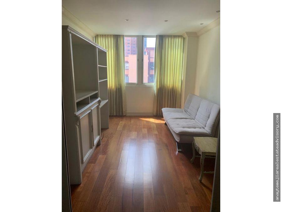 apartamento en renta villa risho zona 14