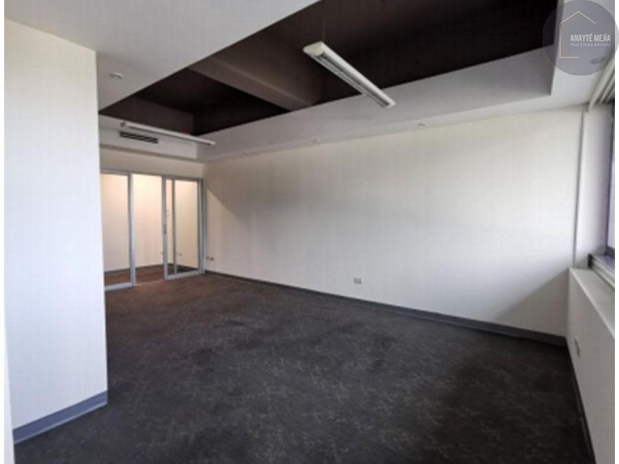 oficina en renta edificio avante