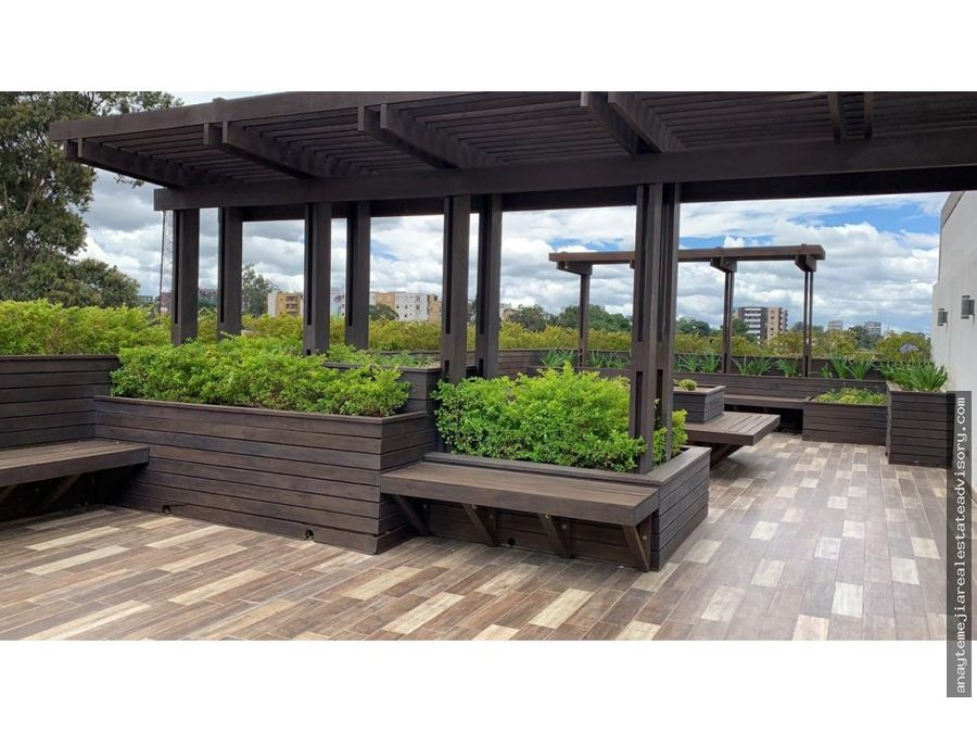 apartamento en renta en jardines de las charcas iii zona 11