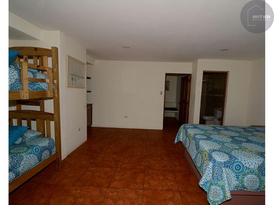 casa vacacional en renta en monterrico villa 5