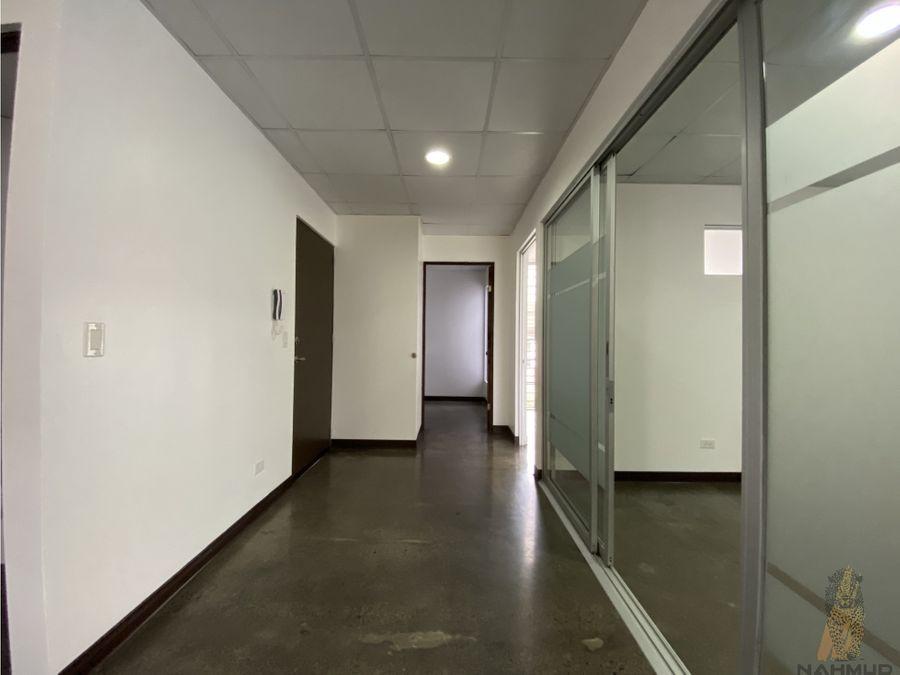 se alquilan oficinas en lourdes san pedro