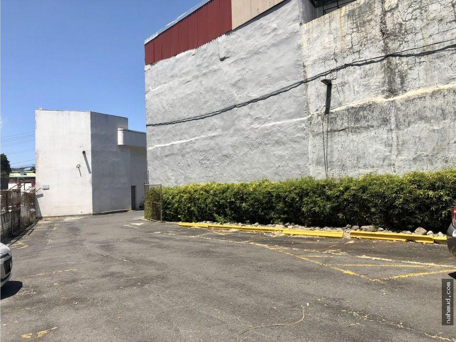 alquiler de local comercial en escazu