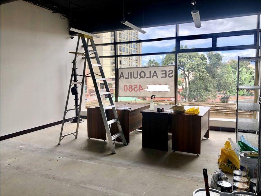 se alquilan oficinas en sabana sur