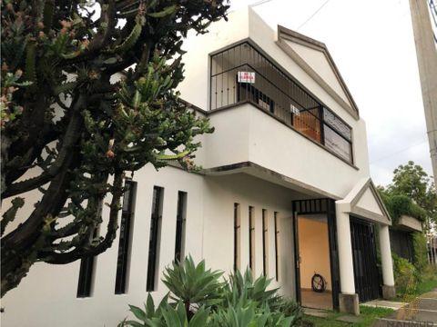 se alquila casa para oficinas en sabana norte uso mixto