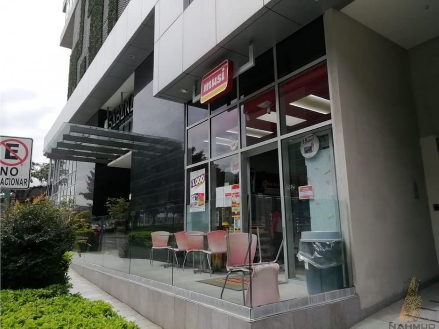 se alquila local comercial en sabana norte