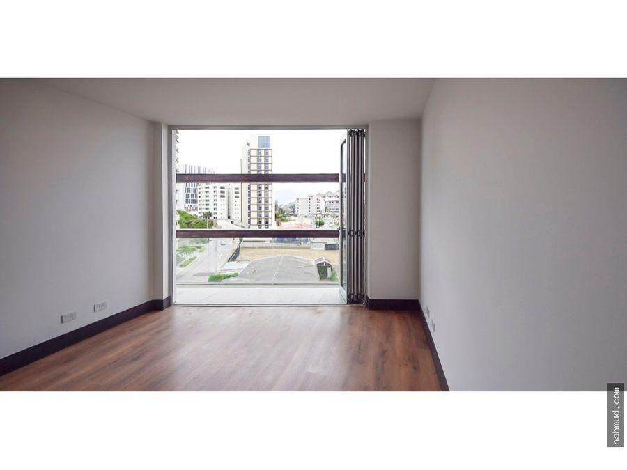venta de apartamento en torre para estrenar