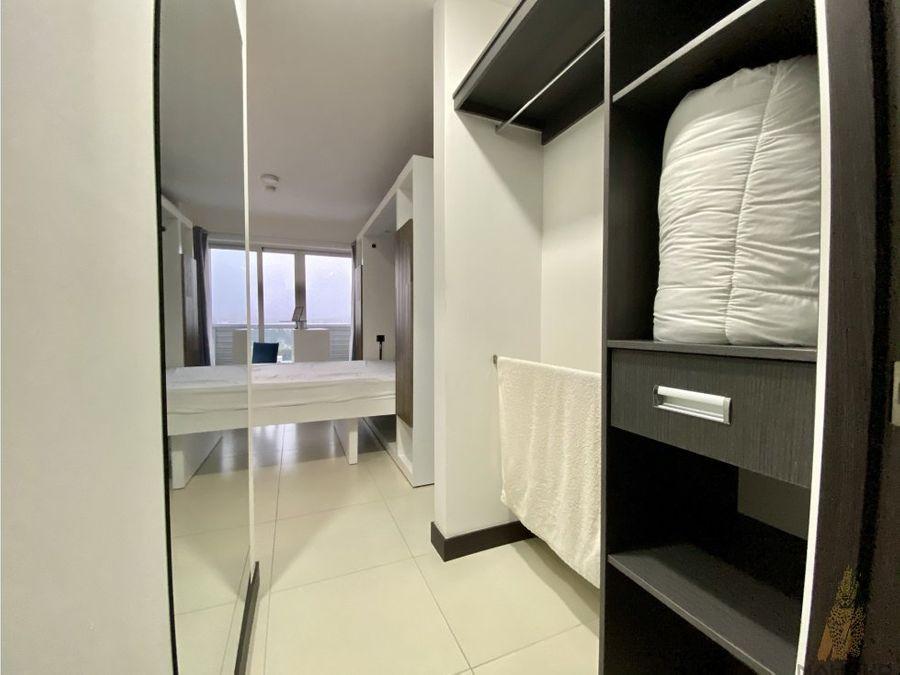 se vende apartamento amueblado en rohrmoser