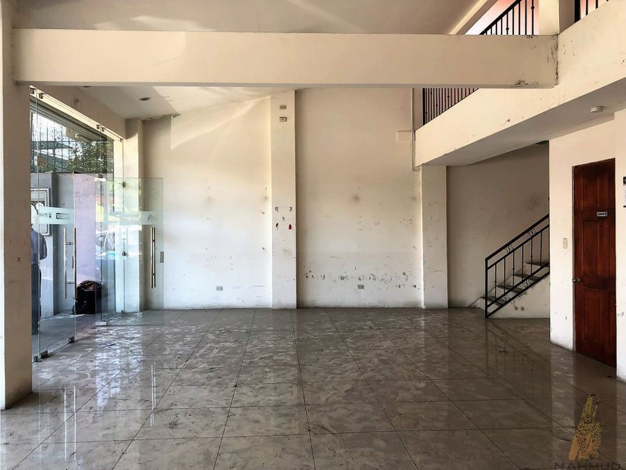 se alquila local comercial en heredia
