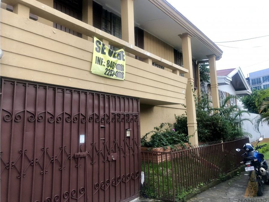 venta de casa uso suelo mixto en san pedro
