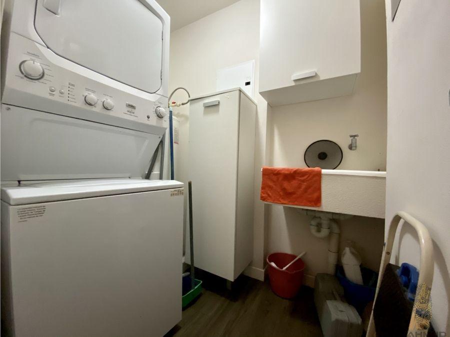 se alquila apartamento en condominio en escazu