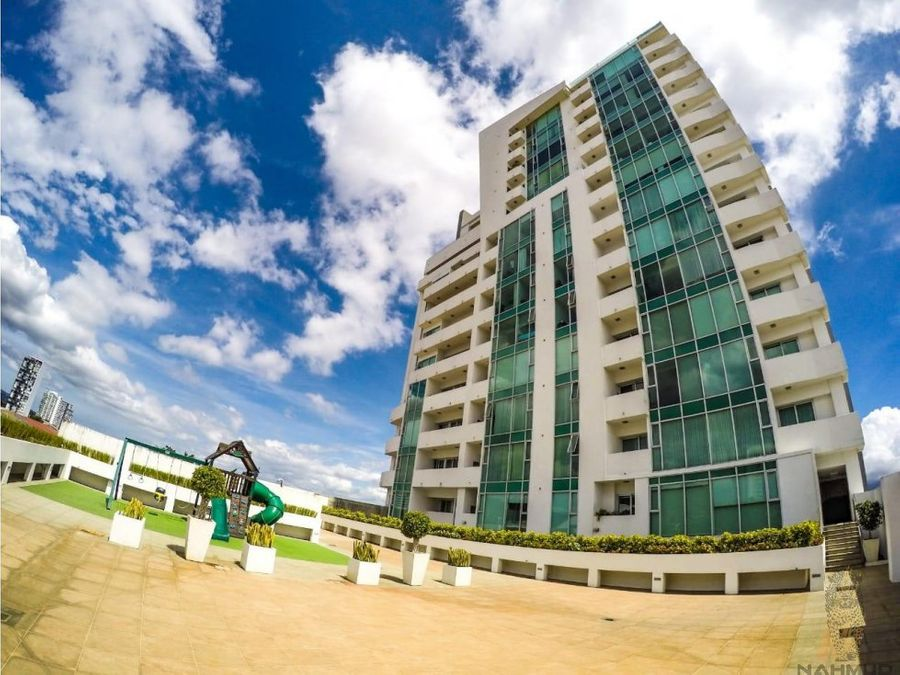 se vende apartamento en torre en sabana norte