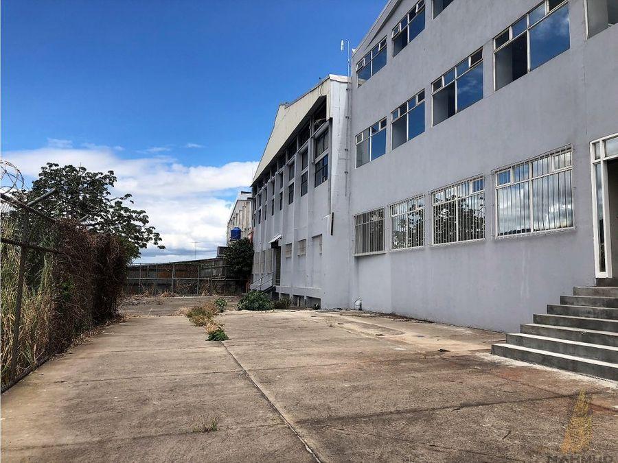 bodega en alquilerventa en zona industrial pavas