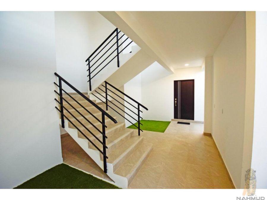 venta de apartamento en rohrmoser nuevo