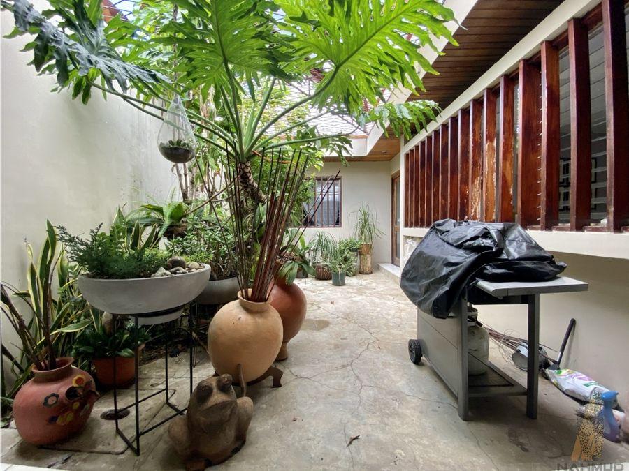 se vende casa independiente en la sabana