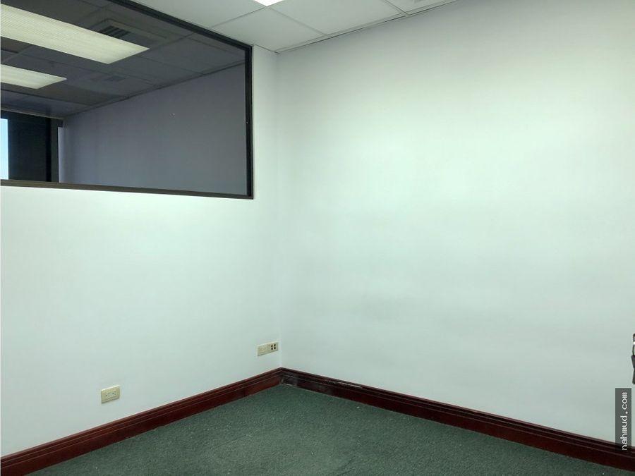 alquiler de oficina en edificio en paseo colon