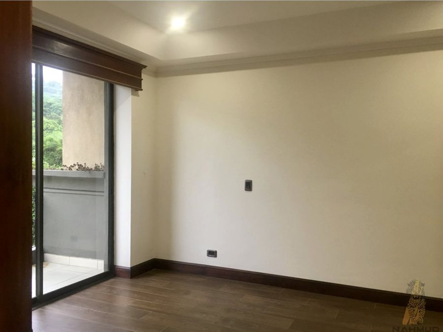 se alquila apartamento en san rafael escazu