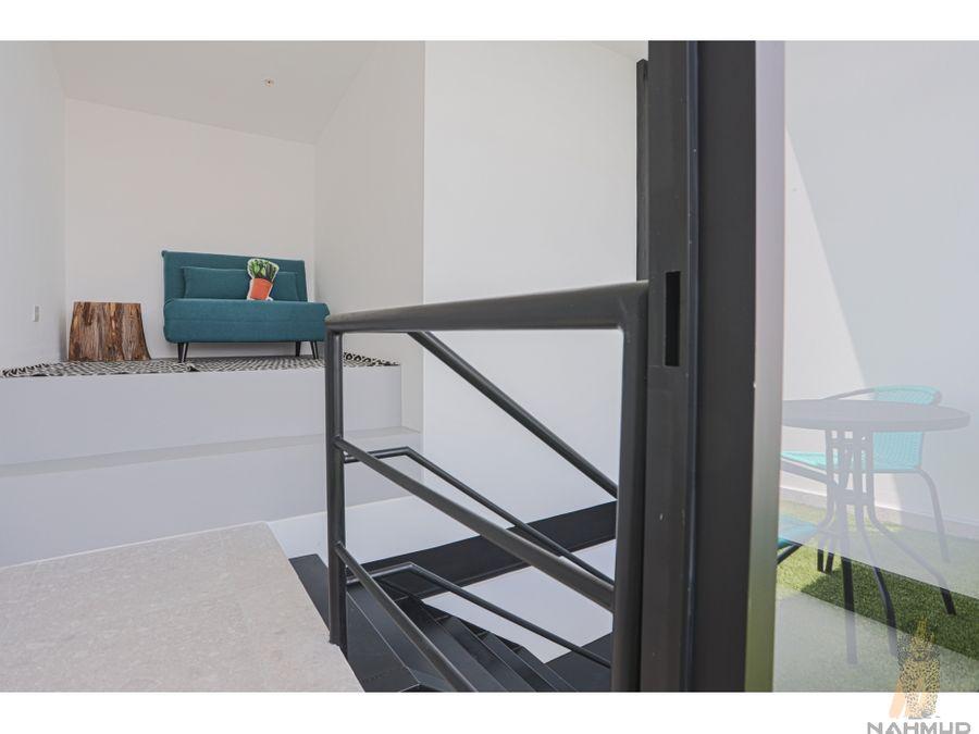 se alquila apartamento full amueblado en escalante