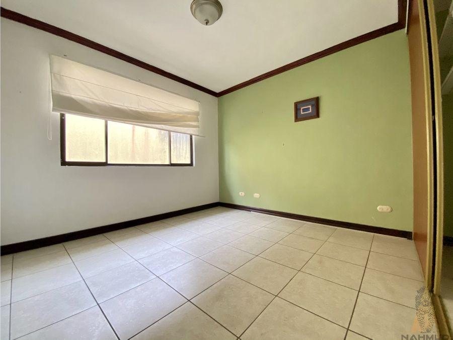 alquilerventa de casa en condominio en san pedro