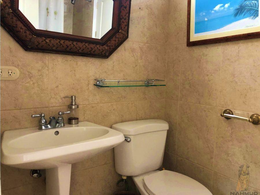 se alquila penthouse en condominio ubicado en santa ana