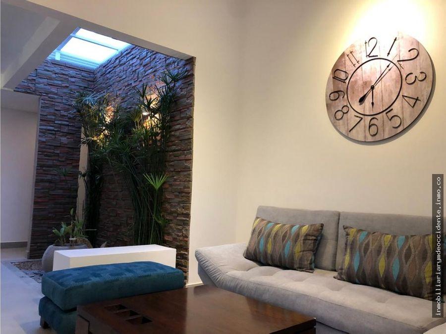venta de casa en el castillo jamundi