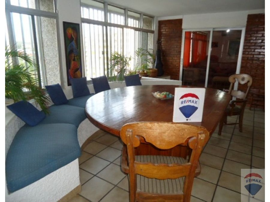 pent house en venta en jorge coll amoblado