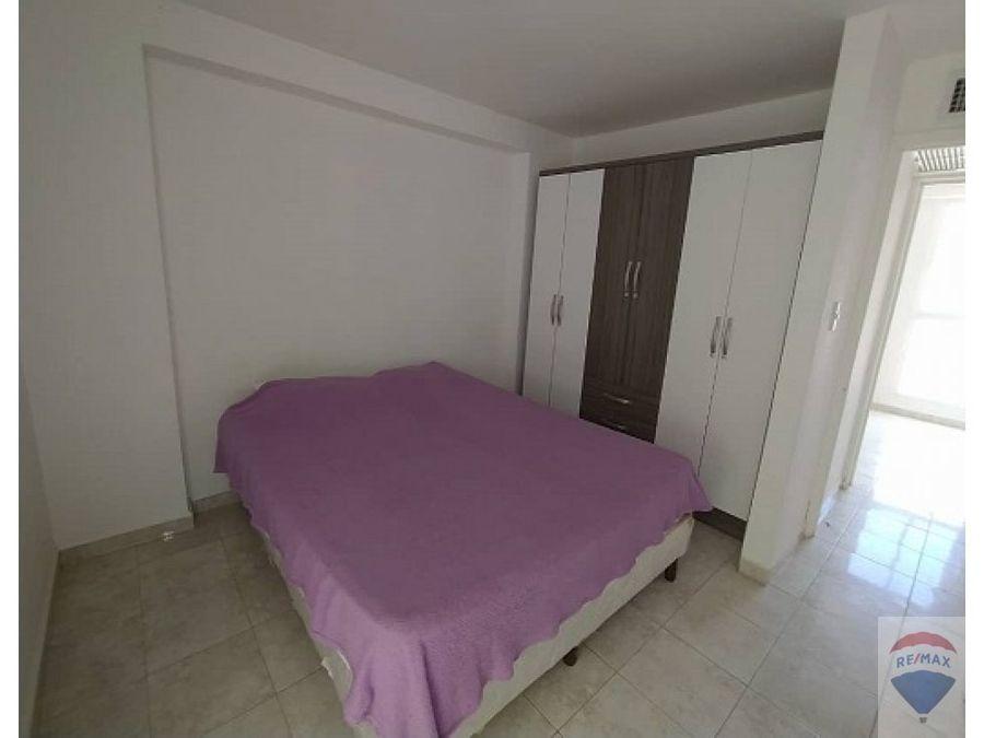 apartamento en venta en porlamar amoblado