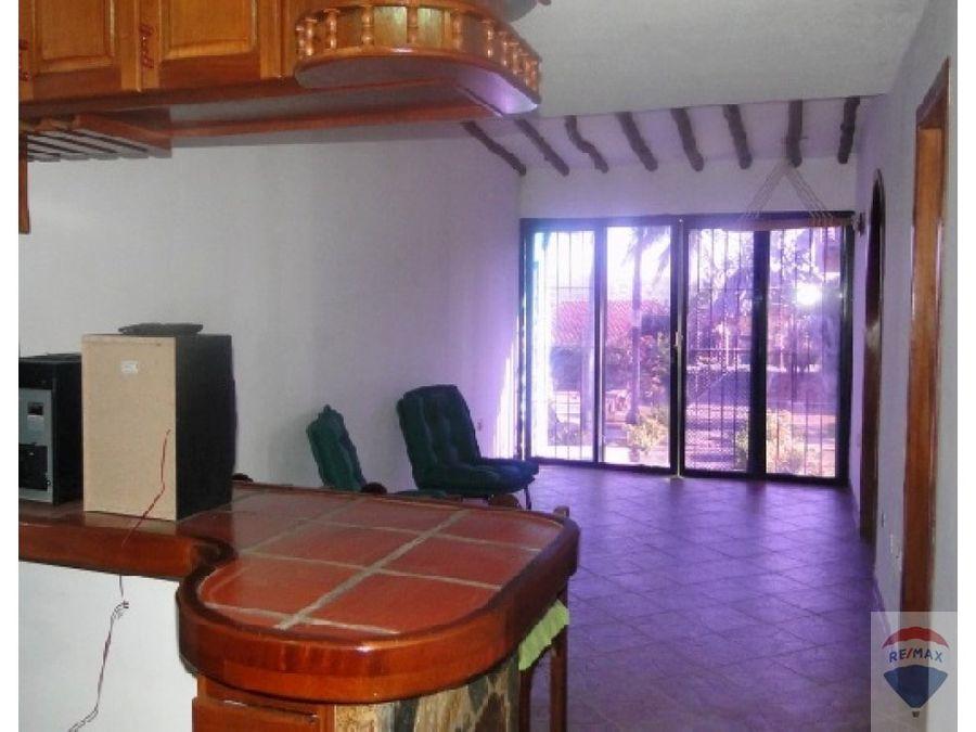 apartamento en venta en pampatar con terraza