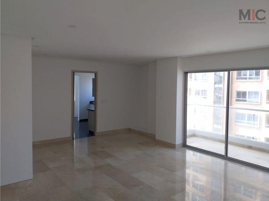 apartamento nuevo en altos de riomar