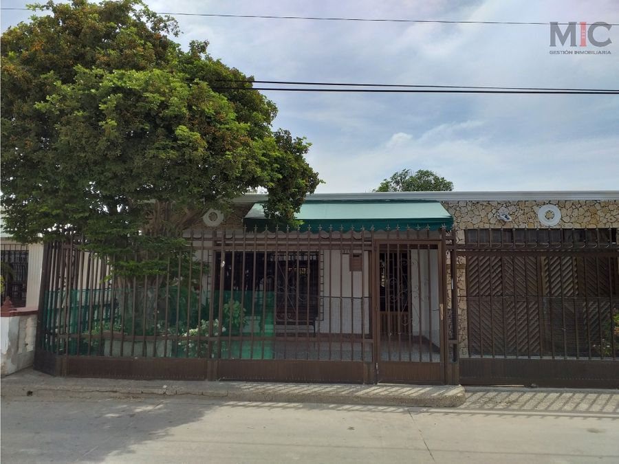 venta de casa en puerto colombia atlantico