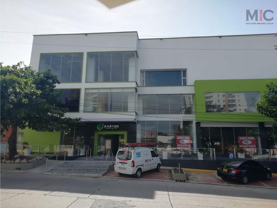 se arrienda local 40 metros centro comercial nuevo barranquilla