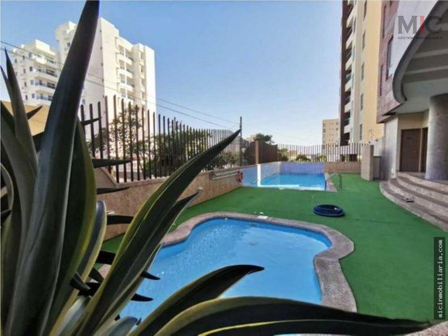 vendo apartamento en ciudad jardin barranquilla