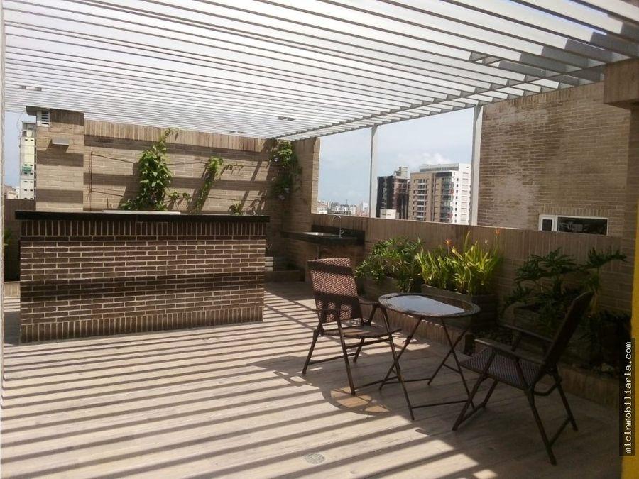 apartaestudio en venta barrio alto prado