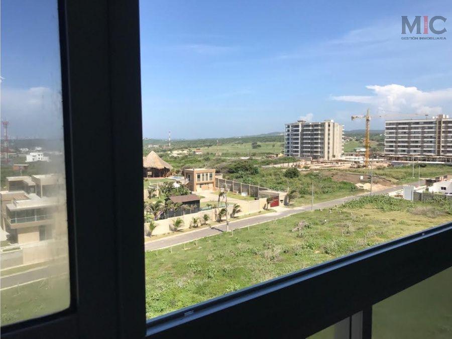 venta de apartamento con vista al mar en punta roca sabanilla