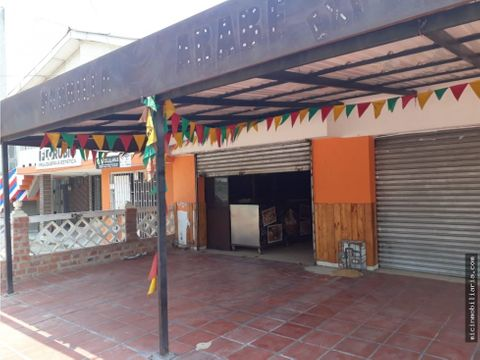vende local comercial en la carrera 38