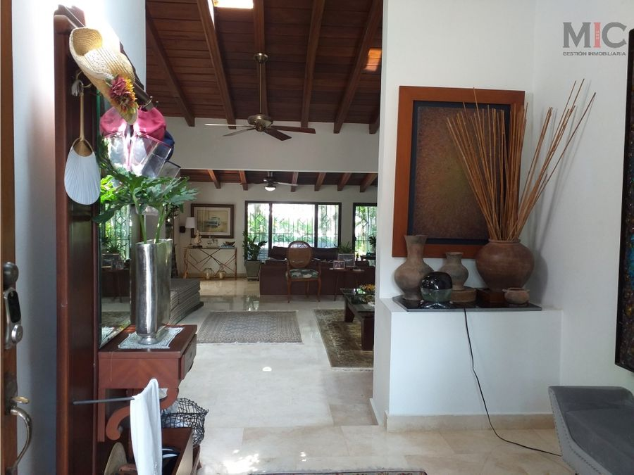 vendo casa en villa campestre barranquilla