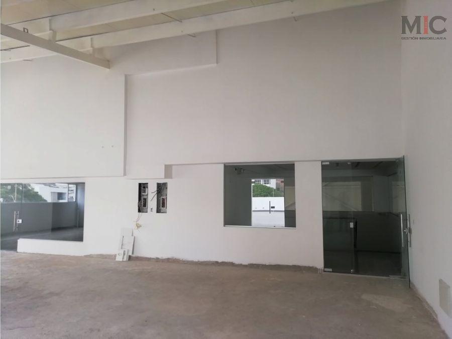 arriendo local ideal para oficina en norte de barranquilla