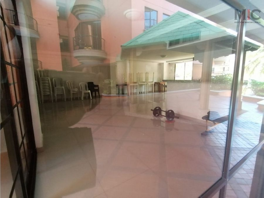 arriendo apartamento en santa monica barranquilla