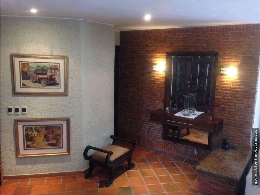vendo casa lujosa en villa campestre