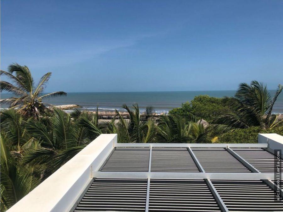 vendo casa en sabanilla con hermosa vista al mar
