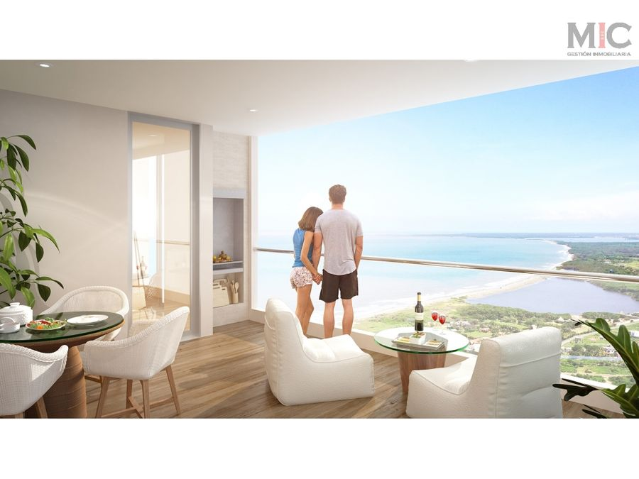 venta de apartamento cerca del mar