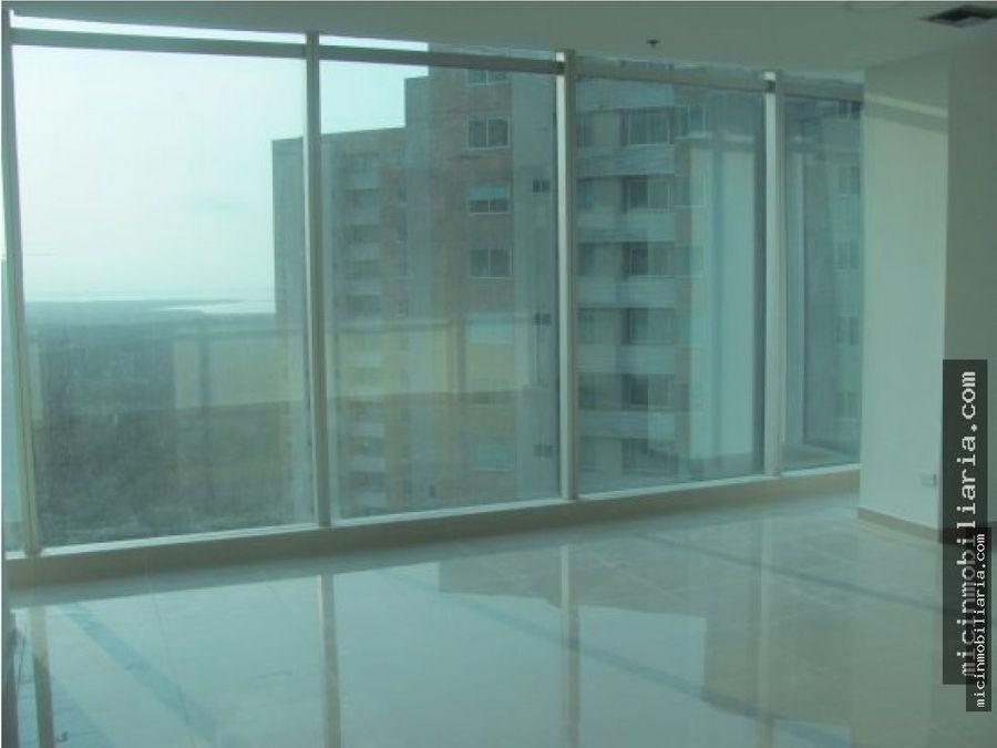 vendo oficina en torres del atlantico barranquilla