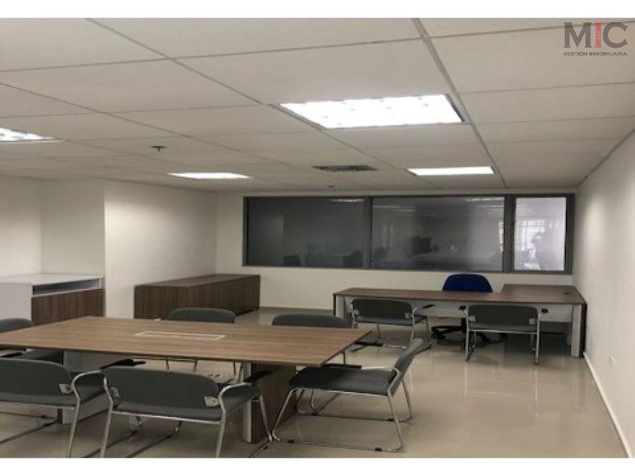 oficina en arriendo smart office barranquilla