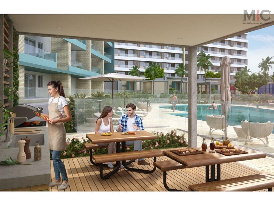 venta de apartamento en puntamar