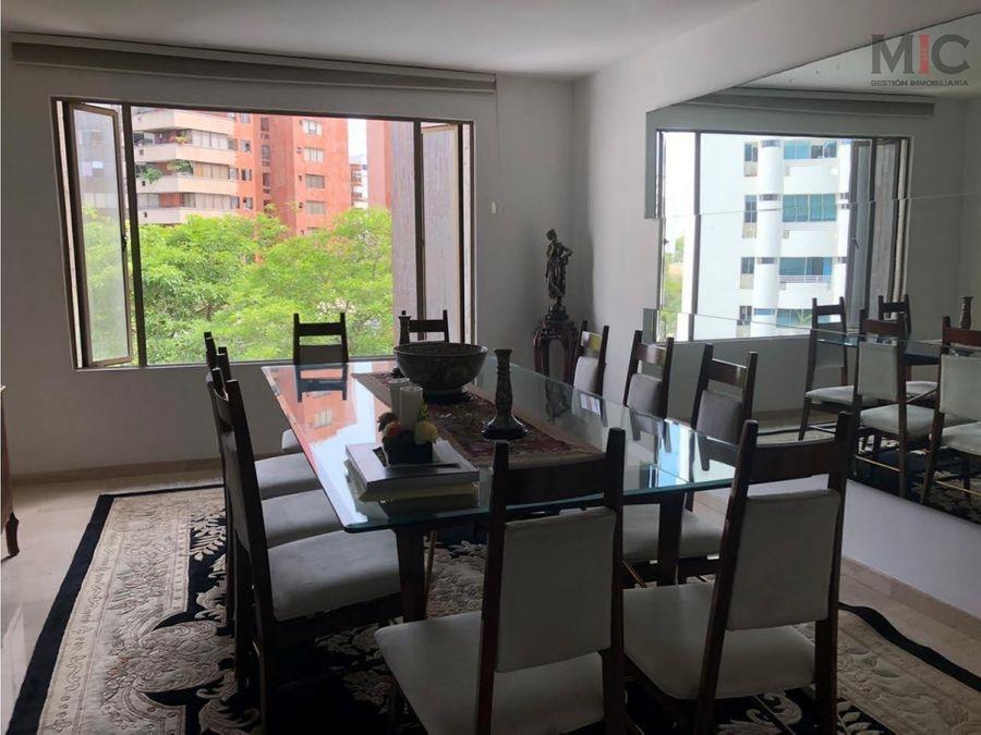 venta de apartamento de 404 m2 en alto prado barranquilla