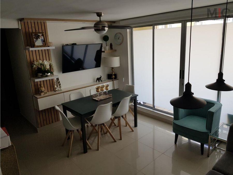 vendo apartamento en villa carolinabarranquilla